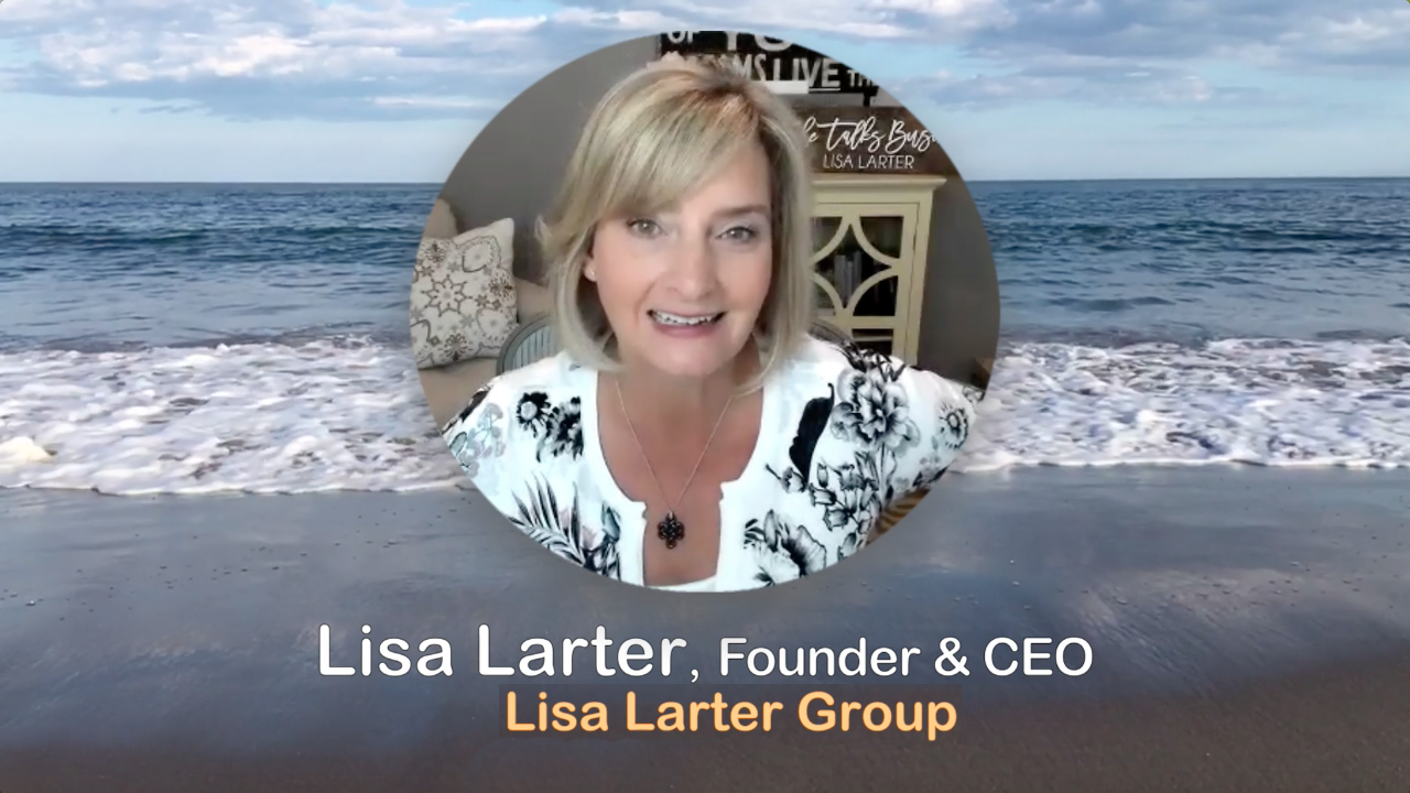 Lisa Larter presenting at Social Media Day Halifax 2018 - blog feature image