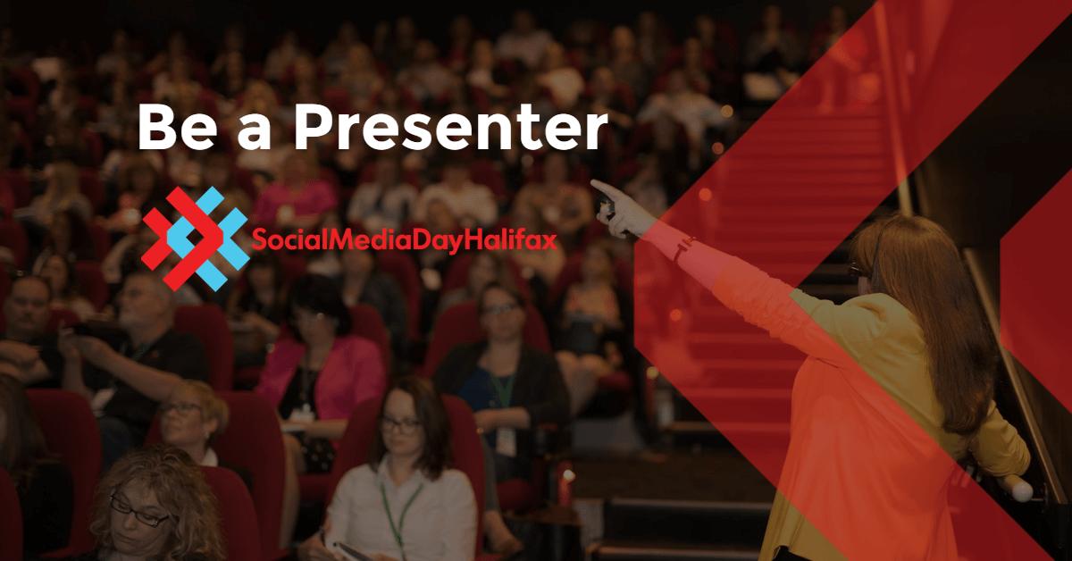 present at Social Media Day Halifax